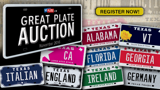 Great Plate Auction 2016