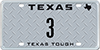 License Plate Message 3