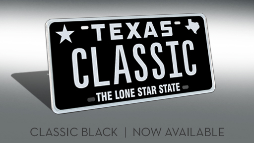 Classic Black  sc 1 th 168 & MyPlates.com - Our Plates are street legal and officially licensed ...